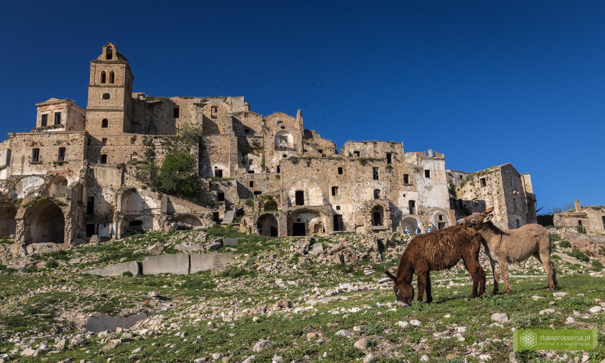Bazylikata, atrakcje Bazylikaty, Craco, opuszczone miasto Włochy, opuszczone miasto Bazylikata