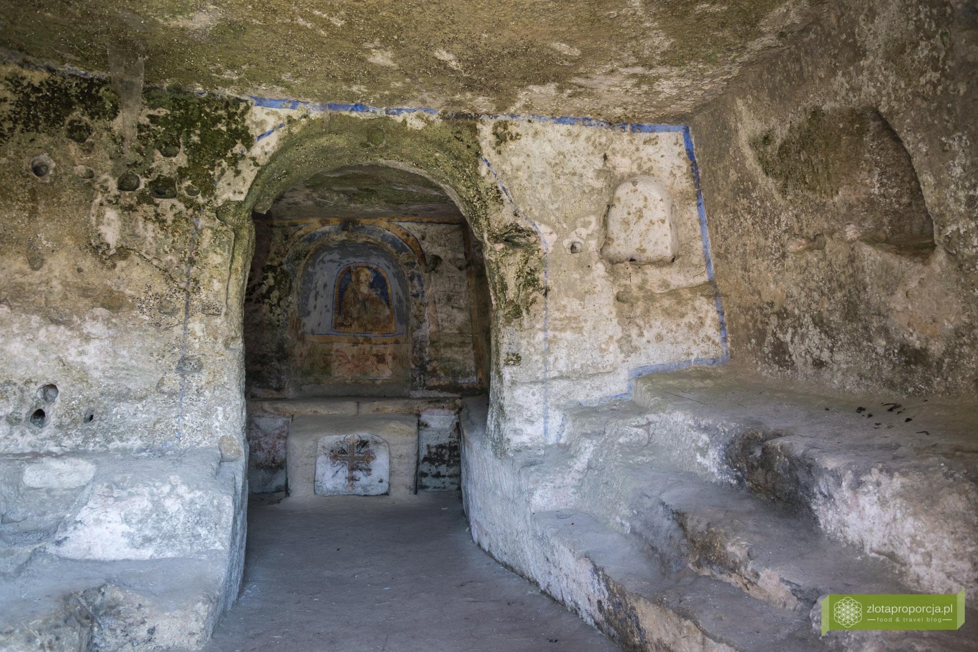 Bazylikata, atrakcje Bazylikaty, Matera, Murgia Materana