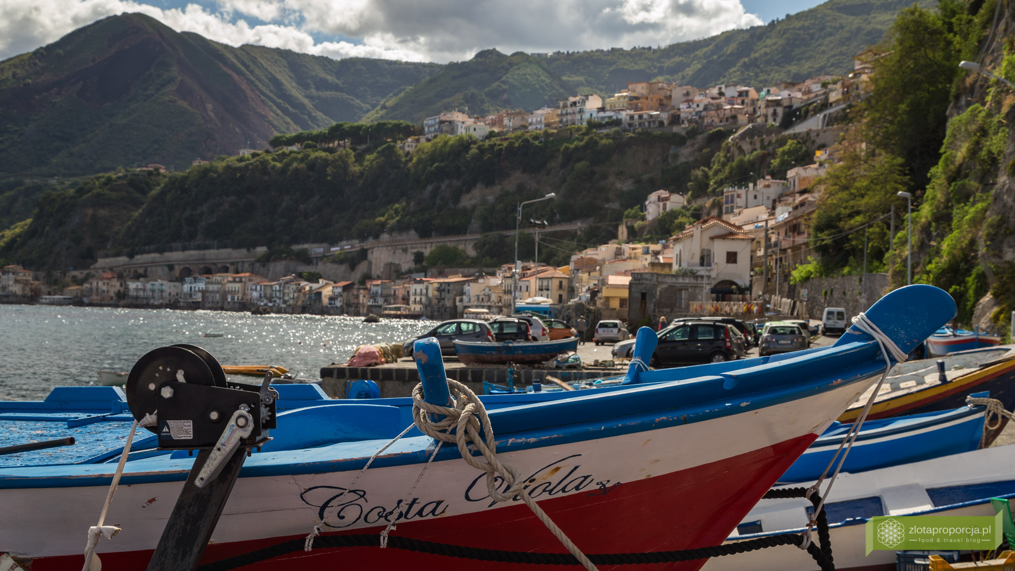 Scilla, Kalabria, Scilla atrakcje, Scilla co zobaczyć, Chianalea, Włochy, Kalabria atrakcje