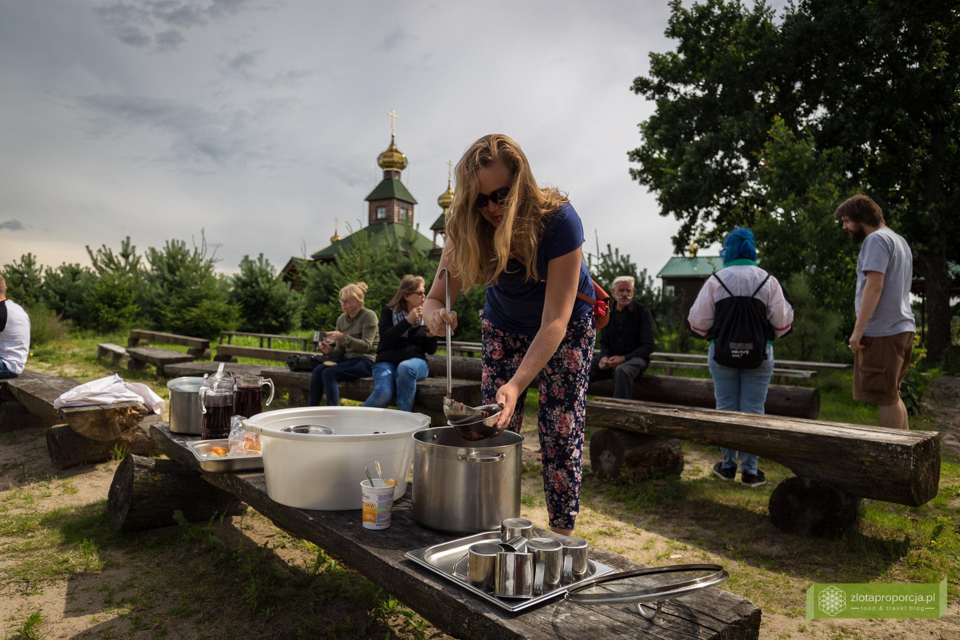 Skit w Odrynkach, Odrynki, Podlasie, pustelnia na Podlasiu, prawosławna pustelnia, atrakcje Podlasia