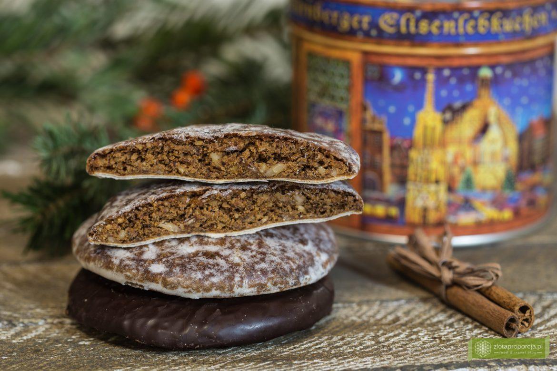 Bawaria bawarskie potrawy bawarskie tradycje świąteczne Elisenlebkuchen kuchnia bawarska Niemcy niemieckie tradycje świąteczne pierniczki norymberskie pierniczki z Norymbergi