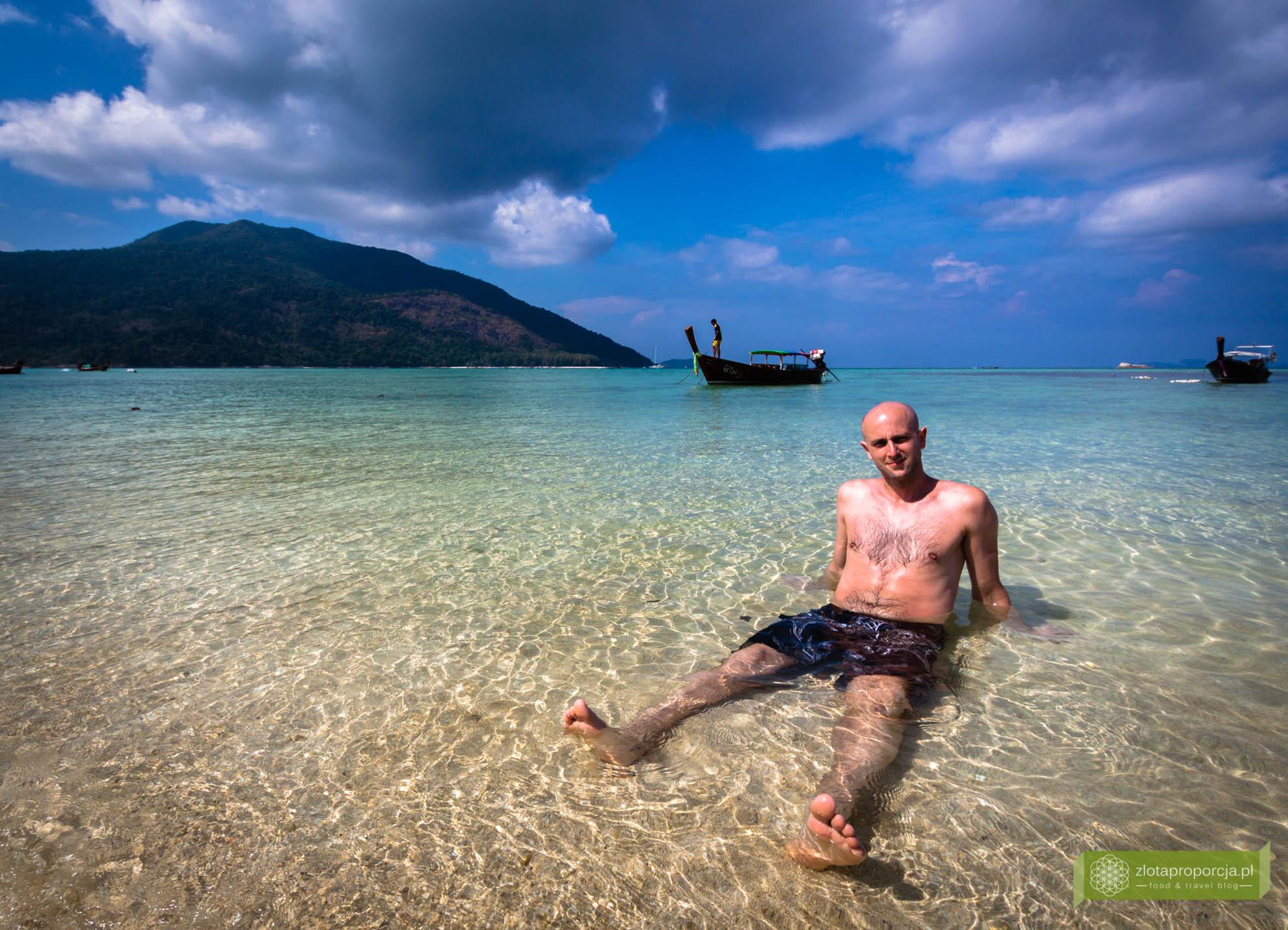 Ko Lipe, tajskie wyspy, Tajlandia, atrakcje Tajlandii