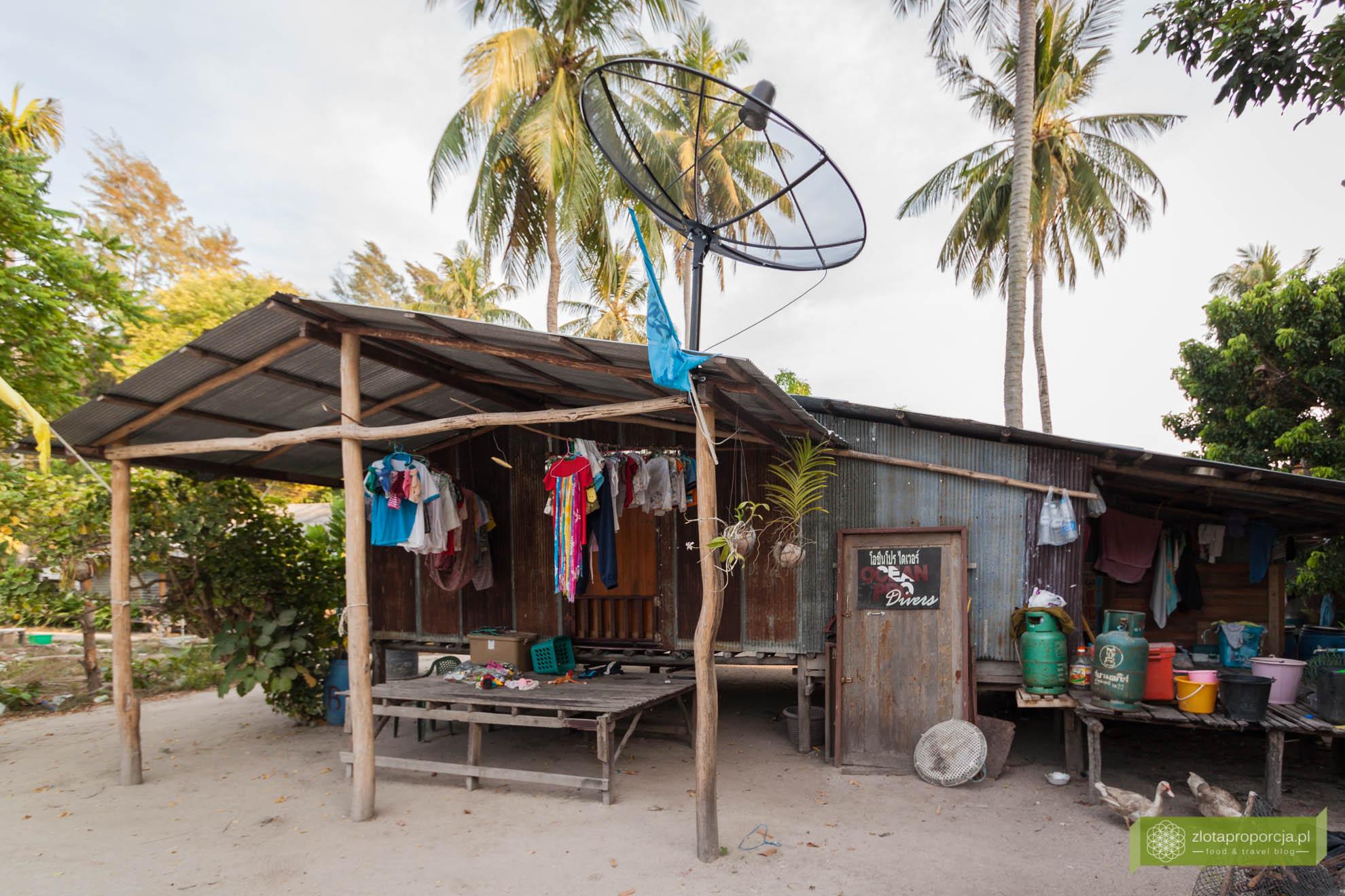 Ko Lipe, Tajlandia, tajskie wyspy, atrakcje Tajlandii; Ko Lipe śmieci