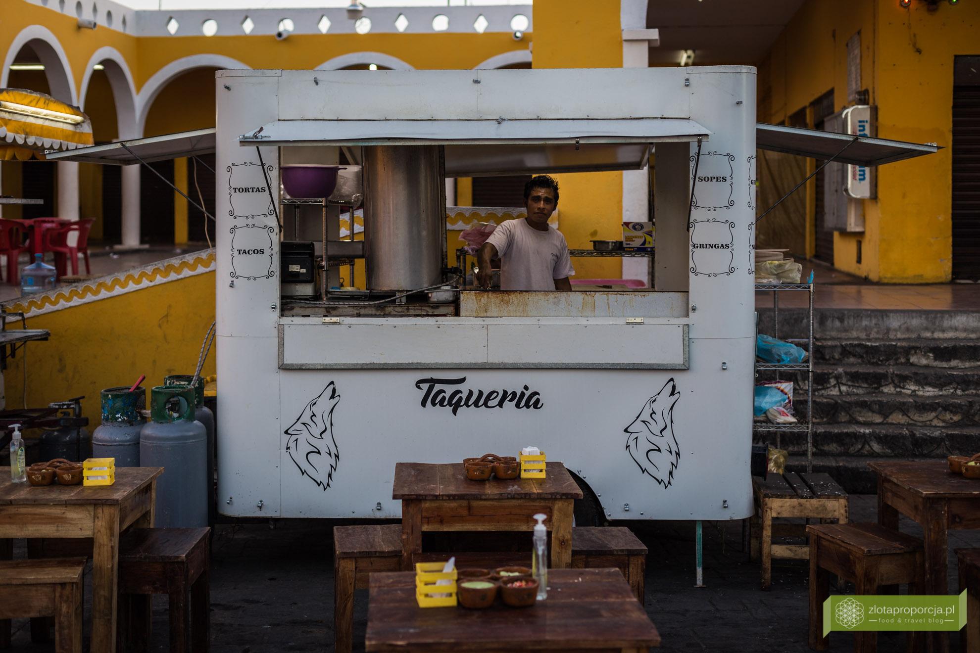 kuchnia Jukatanu, kuchnia meksykańska, meksykańskie potrawy, potrawy na Jukatanie, meksykański street food, tacos