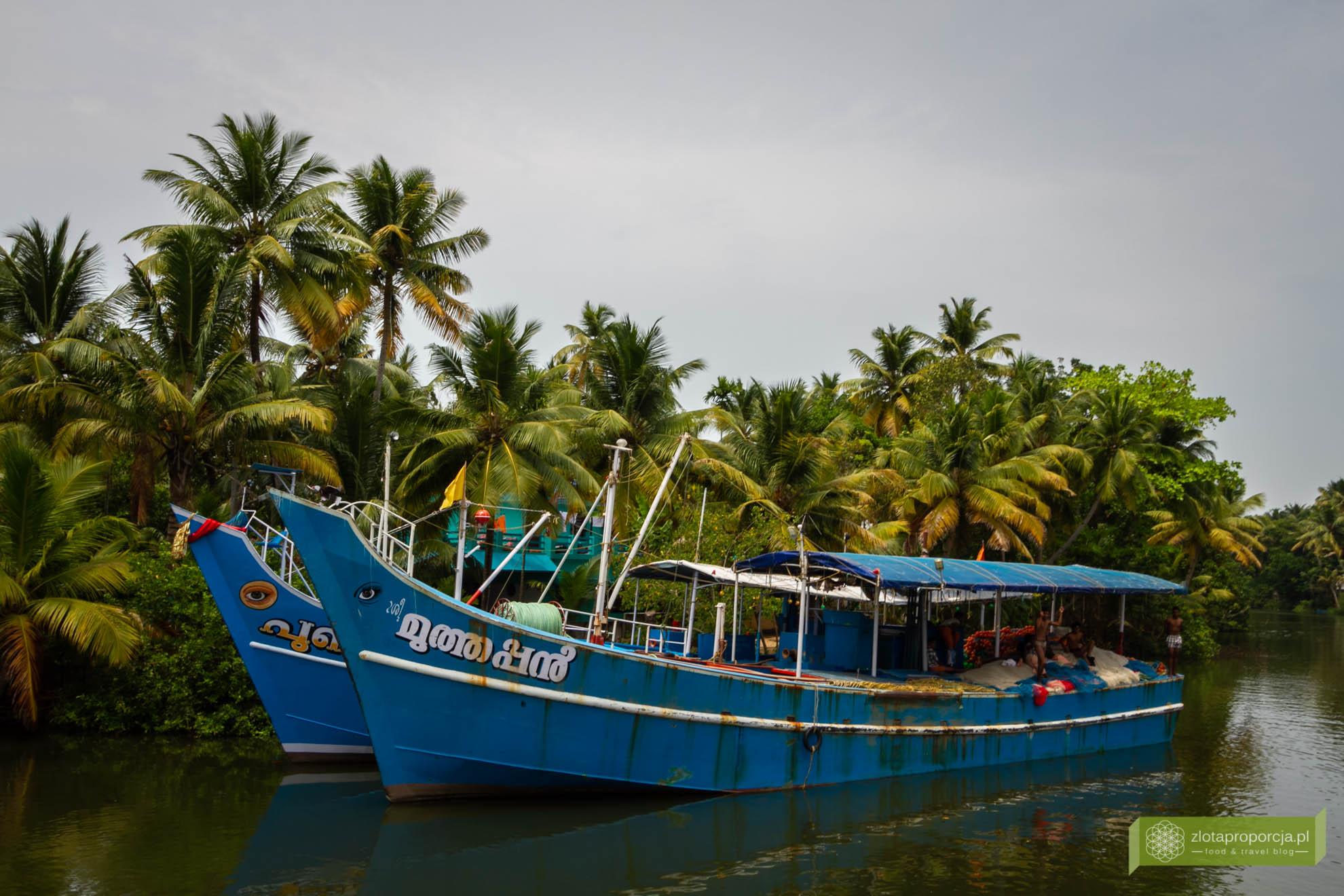 Kerala backwaters, Kerala, Indie, houseboat Kerala; Alappuzha; Alleppey;