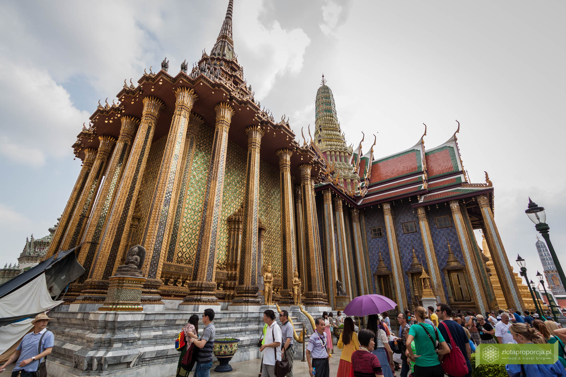 Bangkok,Bangkok, Tajlandia, atrakcje Bangkoku, Pałac Królewskie w Bangkoku, Wat Phra Kaew, swiątynia Szmaragdowego Buddy Tajlandia, atrakcje Bangkoku, Pałac Królewskie w Bangkoku