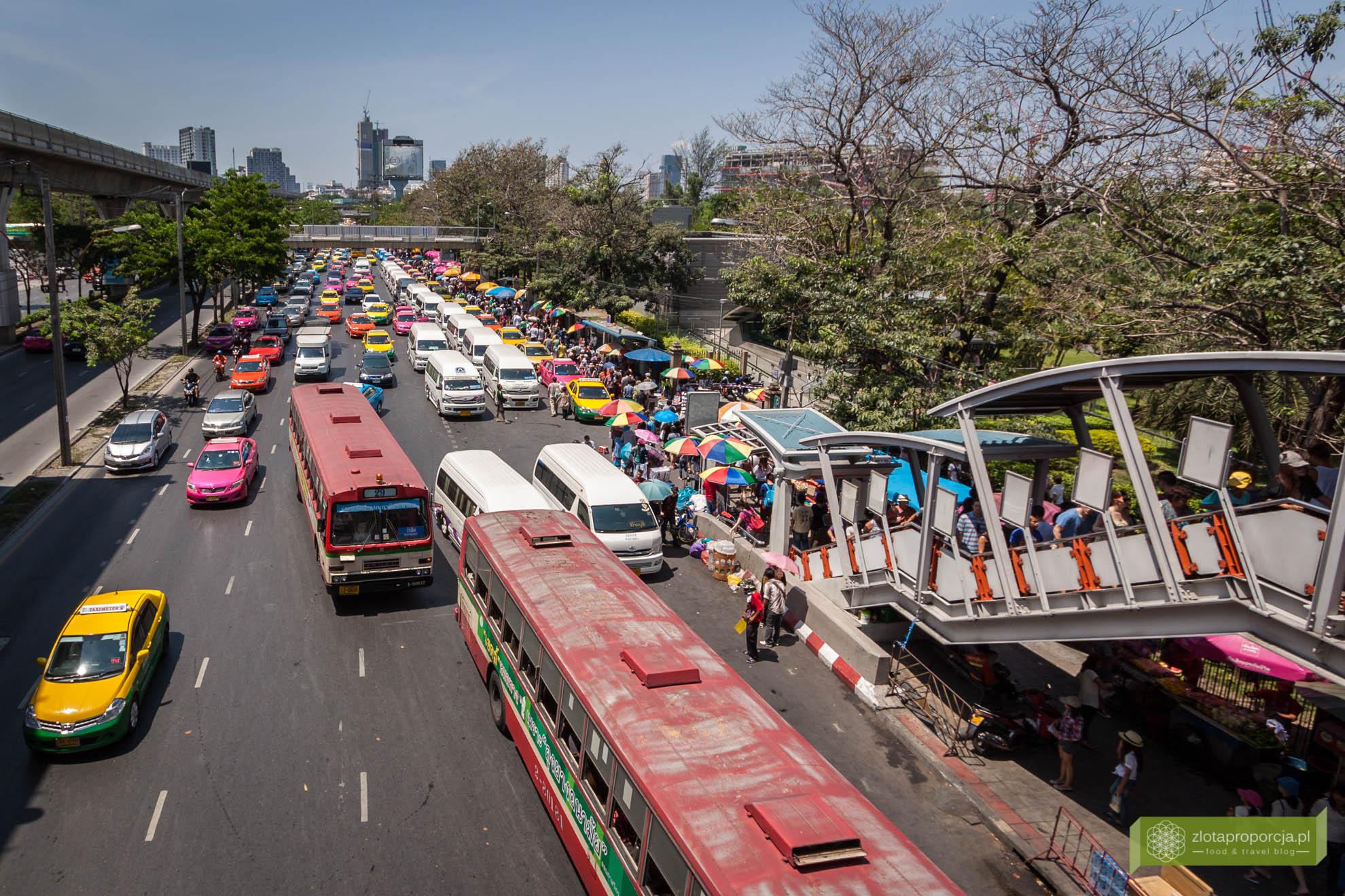 Bangkok, Tajlandia, Chatuchak Weekend Market