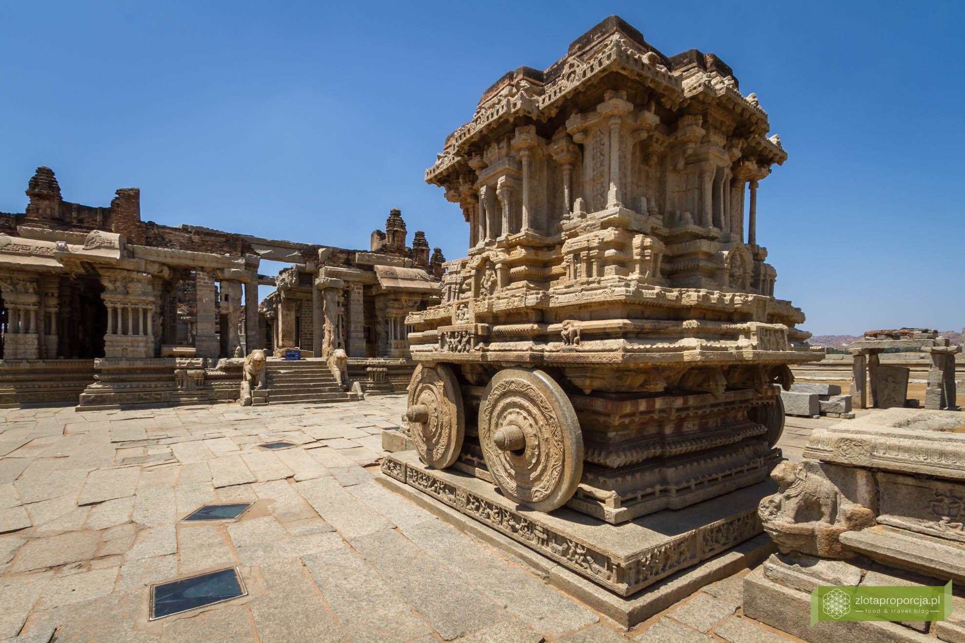 Hampi, Karnataka, Indie, zwiedzanie Hampi, okolice Goa, Indie ciekawe miejsca, Karnataka atrakcje, świątynie w Hampi