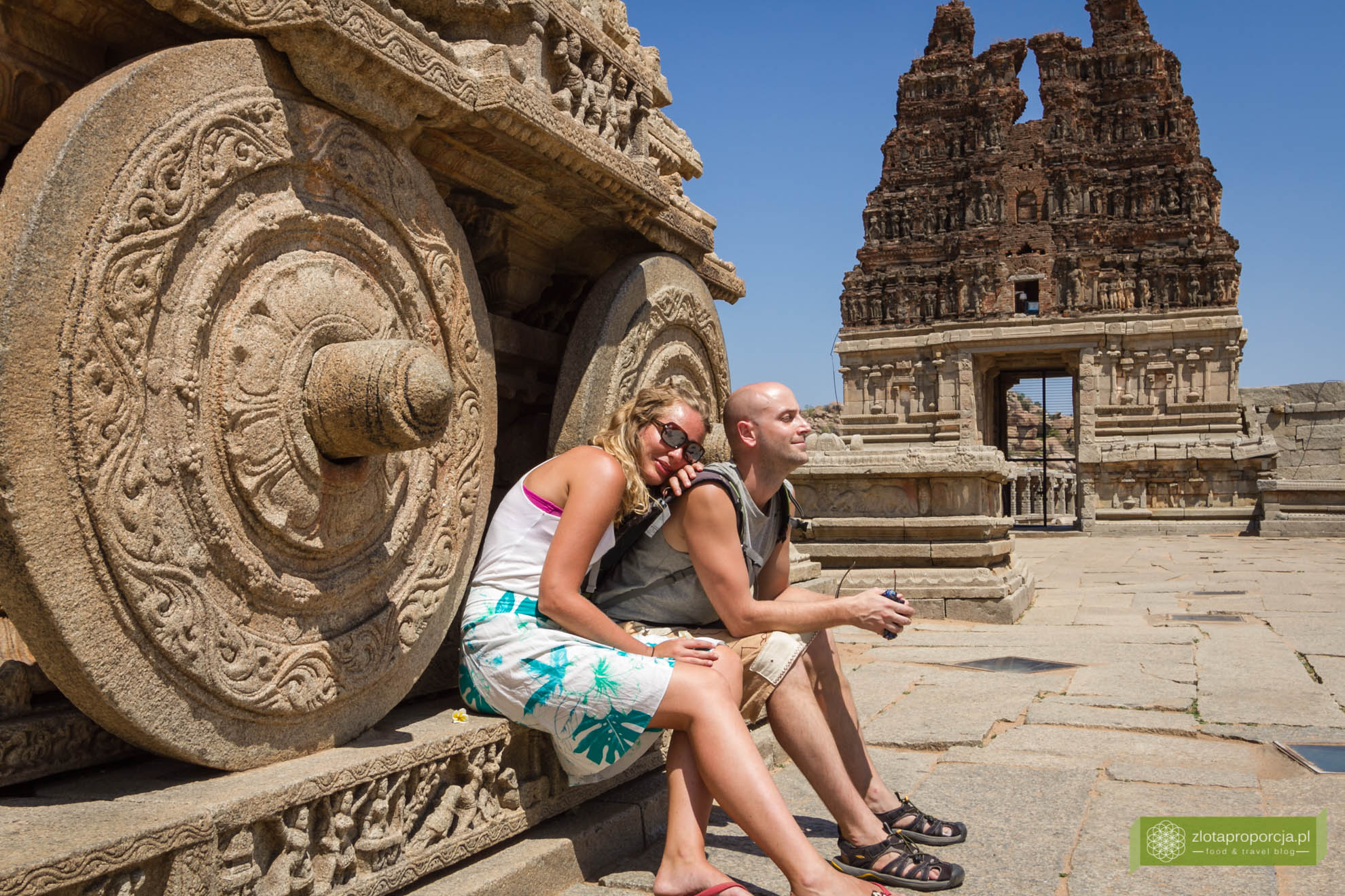 Świątynia Vittala, Hampi, Karnataka, Indie, zwiedzanie Hampi, okolice Goa, Indie ciekawe miejsca, Karnataka atrakcje, świątynie w Hampi