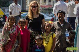 Indie, życie w Indiach,; Mumbaj, indyjska ulica;