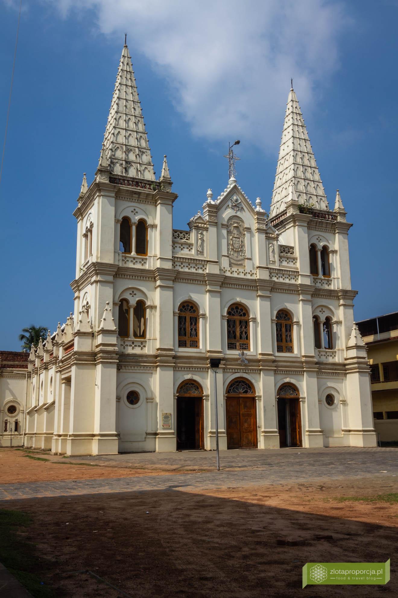 Koczin, Kerala, Indie, atrakcje Kerali;