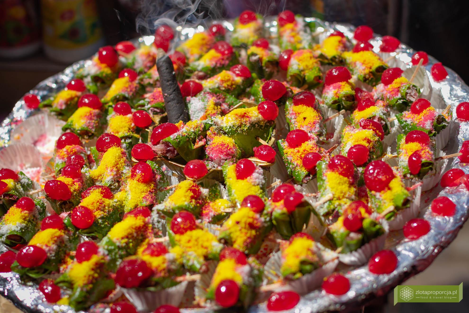 Indie, kuchnia indyjska, indyjskie potrawy