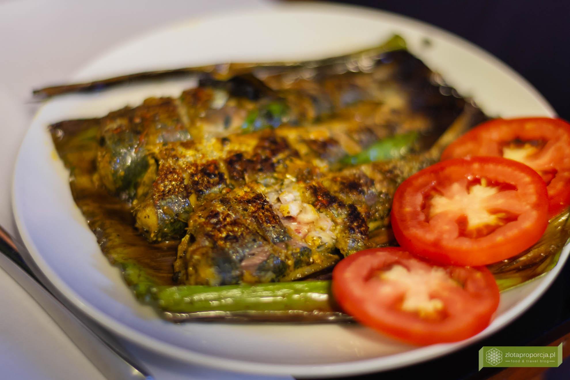 Indie, kuchnia indyjska, indyjskie potrawy, fish molee