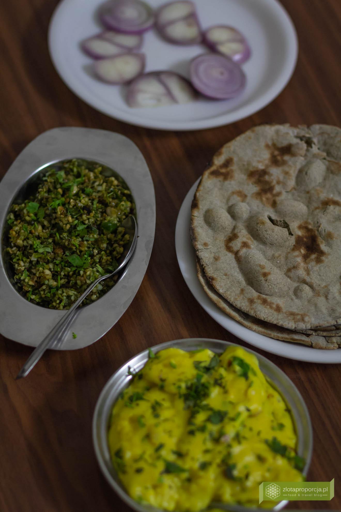 Indie, kuchnia indyjska, indyjskie potrawy, thecha