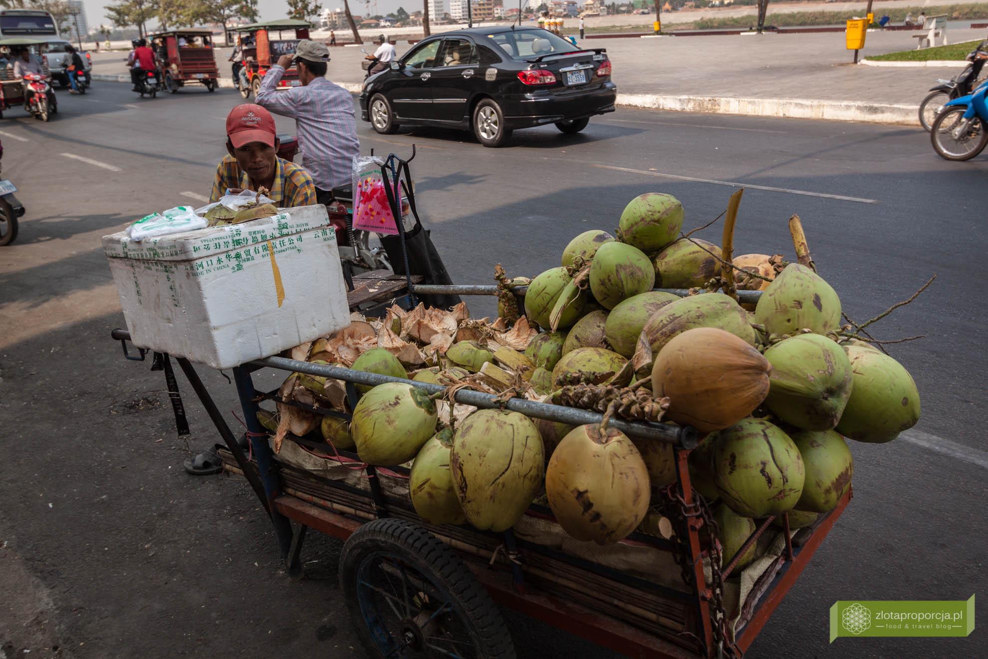 Kambodża, kuchnia Kambodży, potrawy Kambodży;