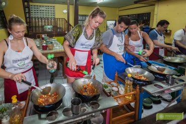Chiang Mai, Tajlandia, kuchnia tajska, kurs gotowania w Chiang Mai, kurs gotowania w Tajlandii;