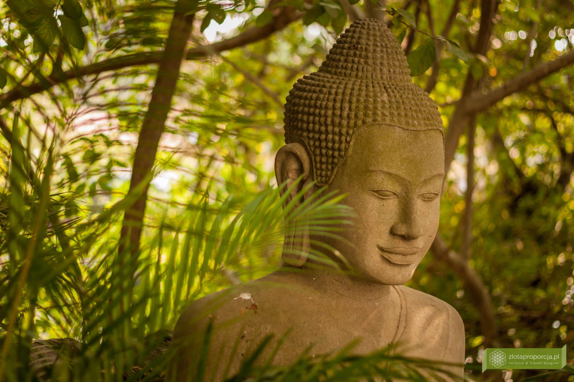 Phnom Penh, Kambodża, atrakcje Kambodży; Wat Phnom,
