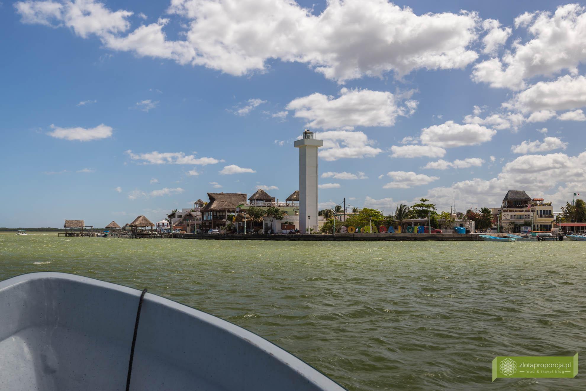 Rio Lagartos, co zobaczyć na Jukatanie, Jukatan