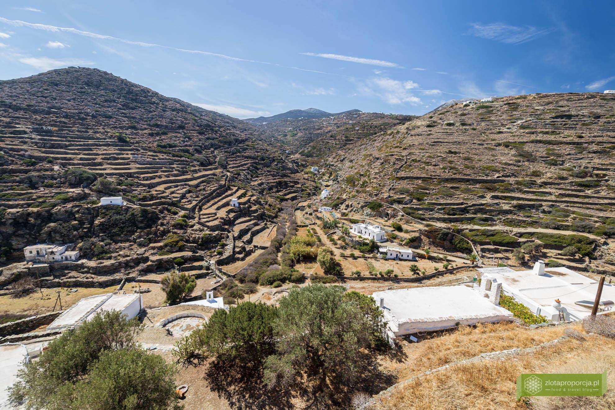 Sifnos, Cyklady, Grecja, Greckie wyspy; Wyspa Sifnos; Cyklady ciekawe miejsca;