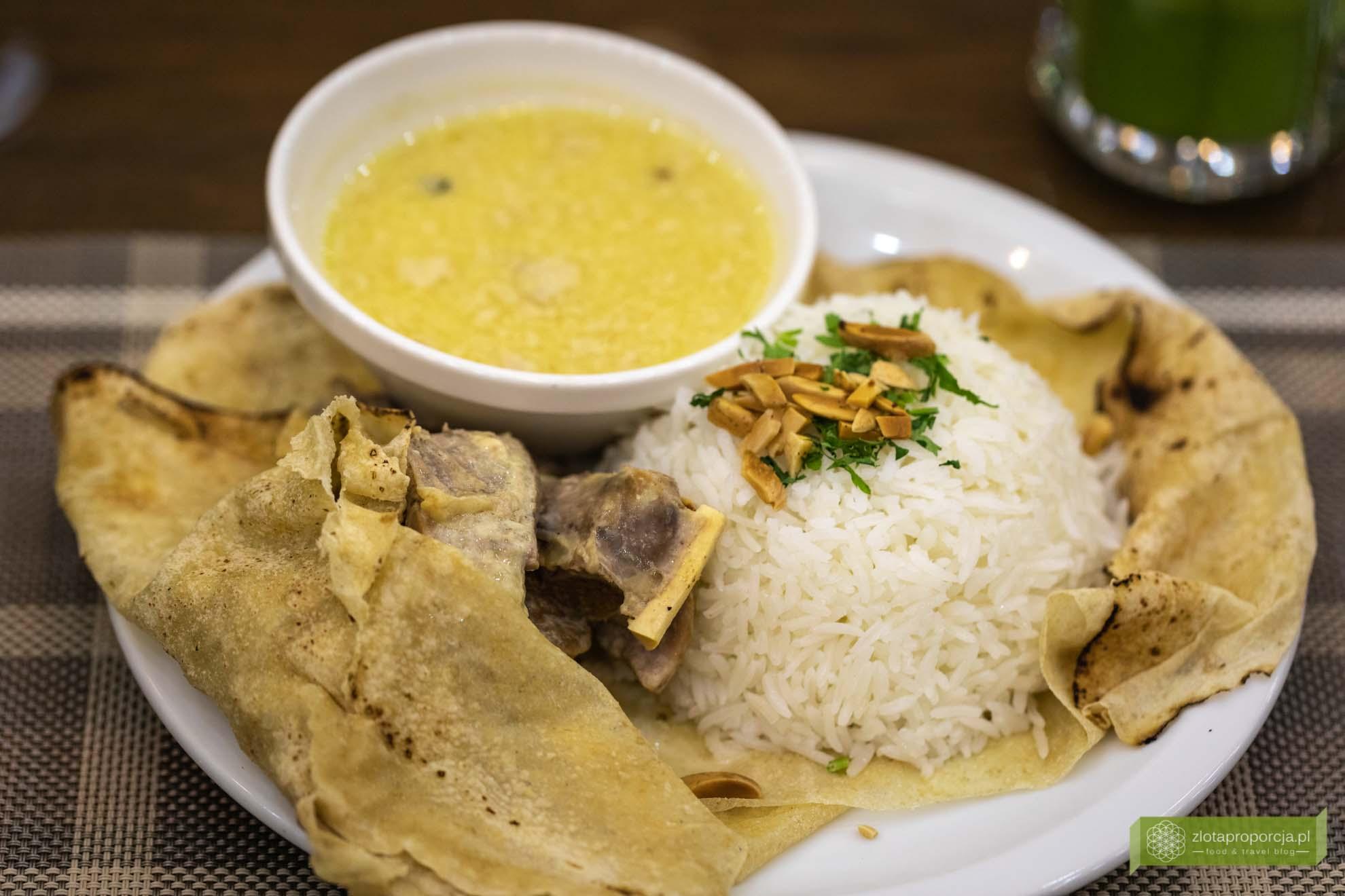 Jordania; Jordania jedzenie, Jordania kuchnia, kuchnia Jordanii; mansaf;