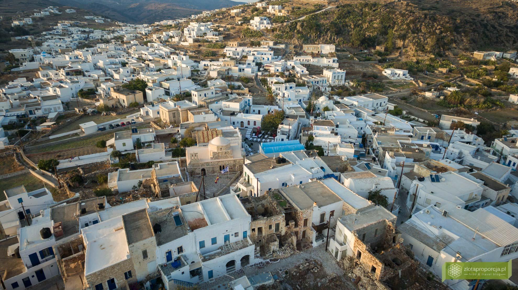 Kimolos, wyspa Kimolos, Cyklady, wyspy cykladzkie, okolice Milos, Chorio,