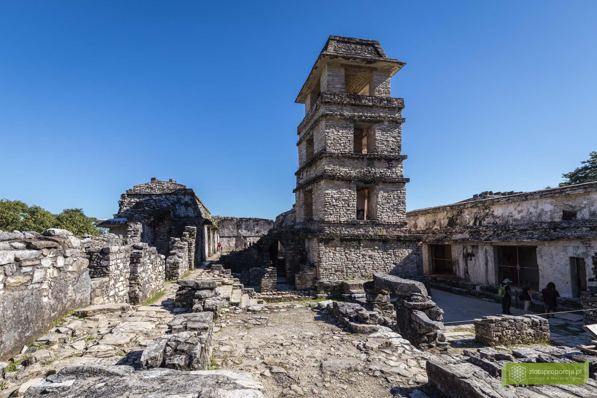 Meksyk, Miasta Majów, strefy archeologiczne na Jukatanie; Majowie budowle, Miasta Majów Meksyk, Majowie osiągnięcia; Palenque, Miasta Majów Chiapas, Chiapas; El Castillo