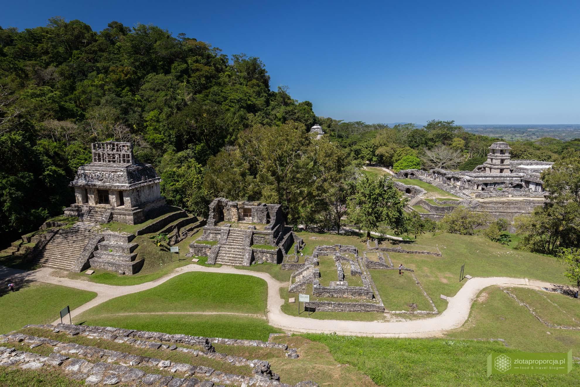 Meksyk, Miasta Majów, strefy archeologiczne na Jukatanie; Majowie budowle, Miasta Majów Meksyk, Majowie osiągnięcia; Palenque, Miasta Majów Chiapas, Chiapas;