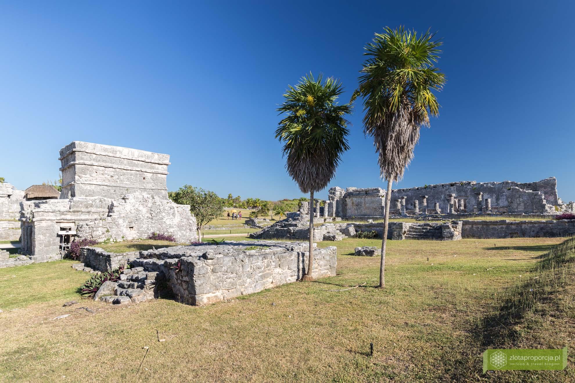 Meksyk, Miasta Majów, strefy archeologiczne na Jukatanie; Majowie budowle, Miasta Majów Meksyk, Majowie osiągnięcia; Tulum, Miasta Majów Jukatan, Jukatan, strefa archeologiczna Tulum;