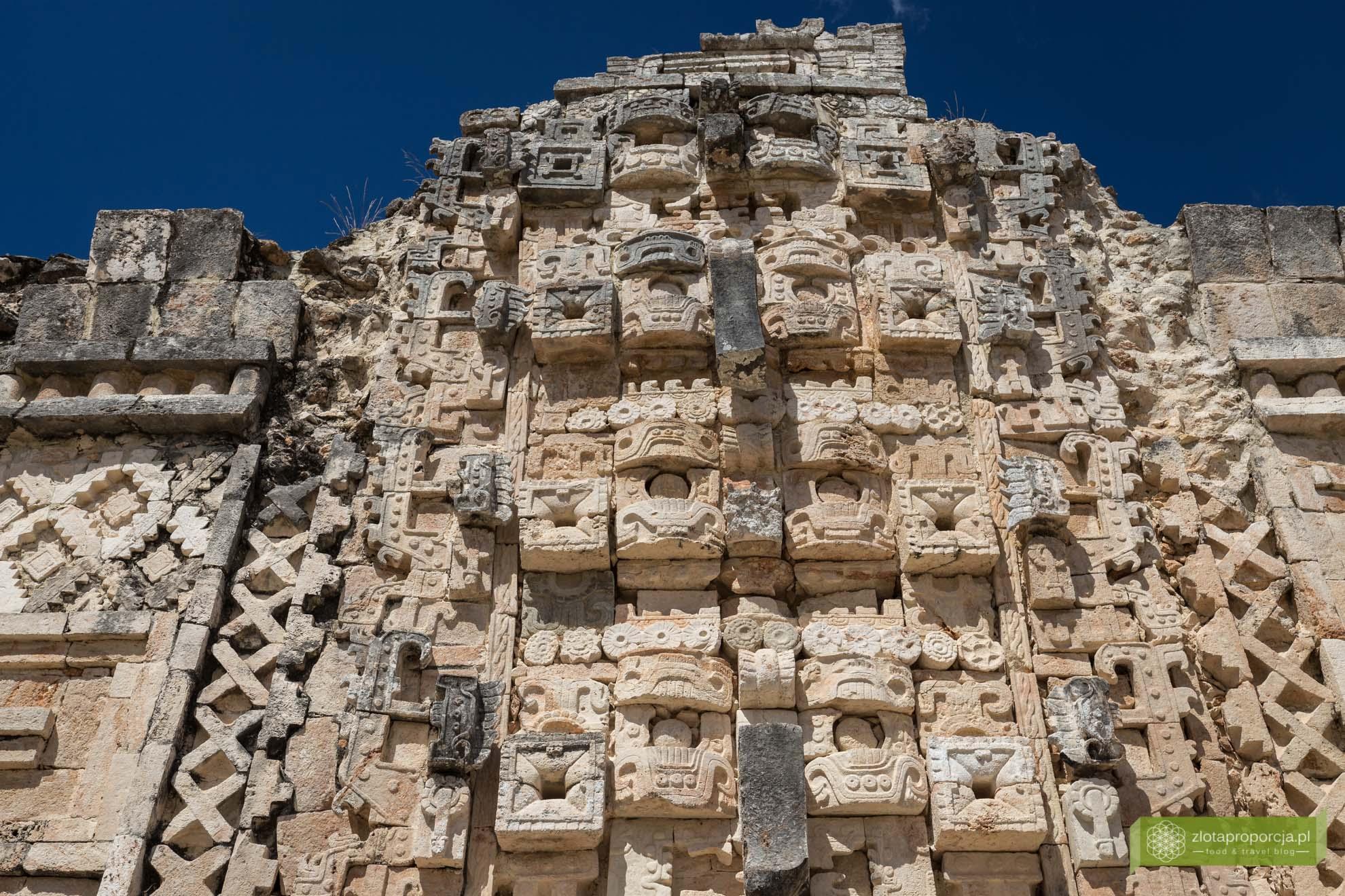 Meksyk, Miasta Majów, strefy archeologiczne na Jukatanie; Majowie budowle, Miasta Majów Meksyk, Majowie osiągnięcia; Uxmal, Miasta Majów Jukatan, strefa archeologiczna Uxmal, Ruta Puuc;