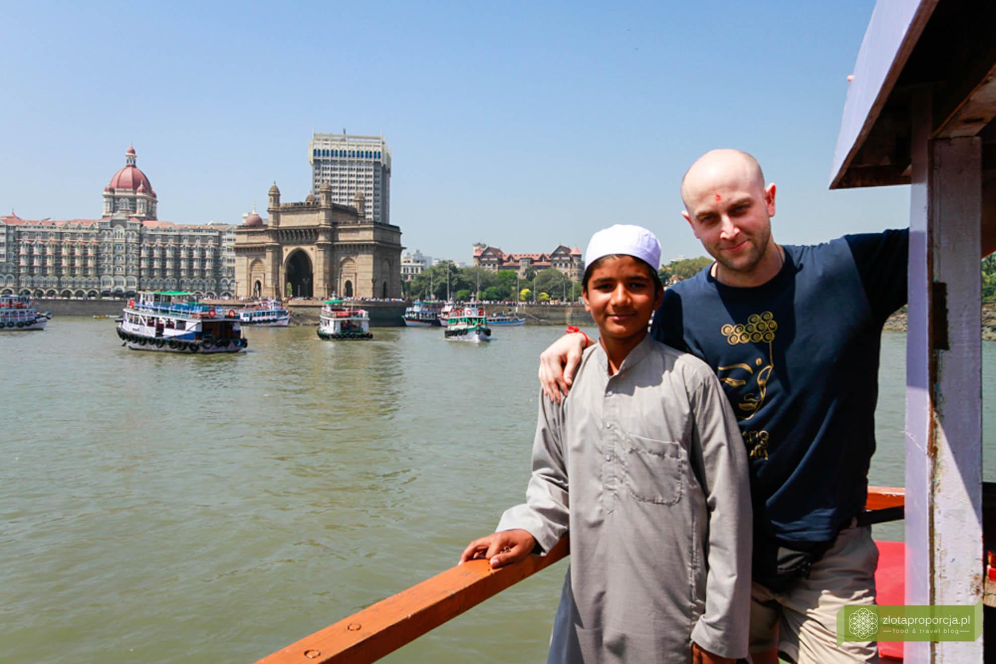 Mumbaj, Indie, Bombaj; Mumbaj zabytki, Mumbaj zwiedzanie; hotel Taj Mahal, Taj Mahal Mumbaj; Mumbai;