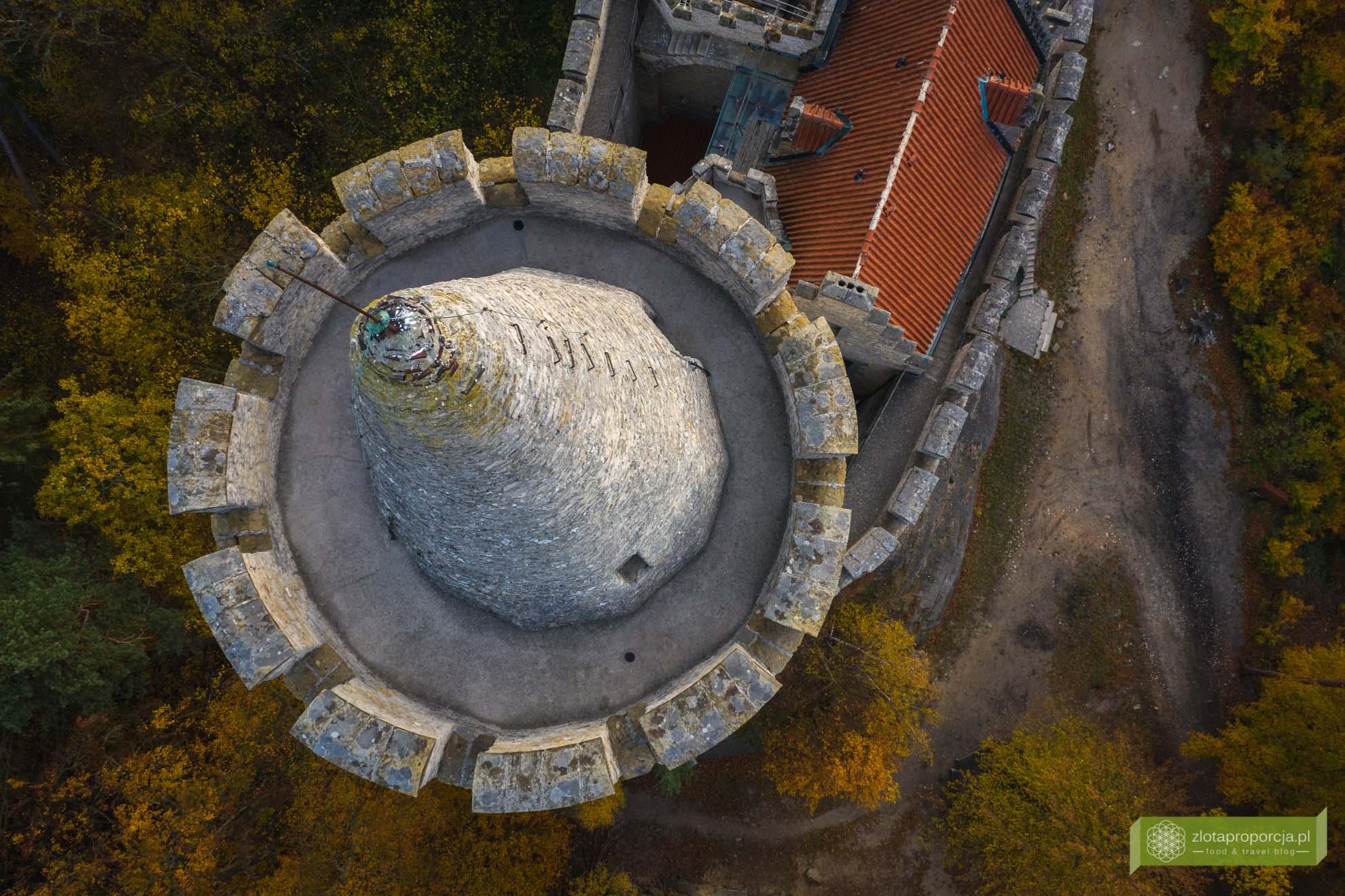 Kokorinsko, Czechy, atrakcje Czech; atrakcje Kokorinsko,; Zamek Kokorin; zamki w Czechach; Kokorin;