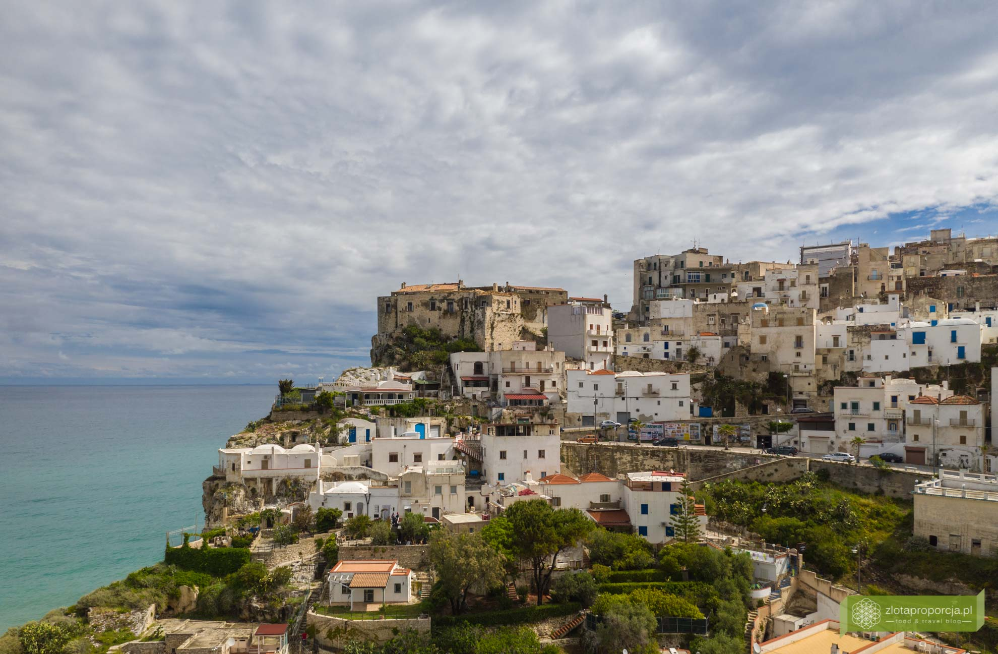 Gargano; Apulia; atrakcje Gargano; co zobaczyć na Gargano; atrakcje Apulii; Peschici;