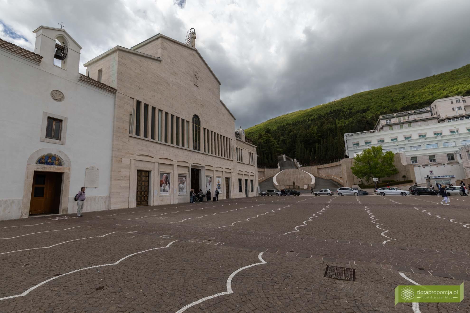 Gargano; Apulia; atrakcje Gargano; co zobaczyć na Gargano; atrakcje Apulii; San Giovanni Rotondo; Ojciec Pio;