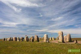 Ales Stenar; Skania; Szwedzki Stonehenge; kamienny krąg Szwecja; atrakcje Skanii; co zobaczyć w Skanii; okolice Ystad; atrakcje Ystad;