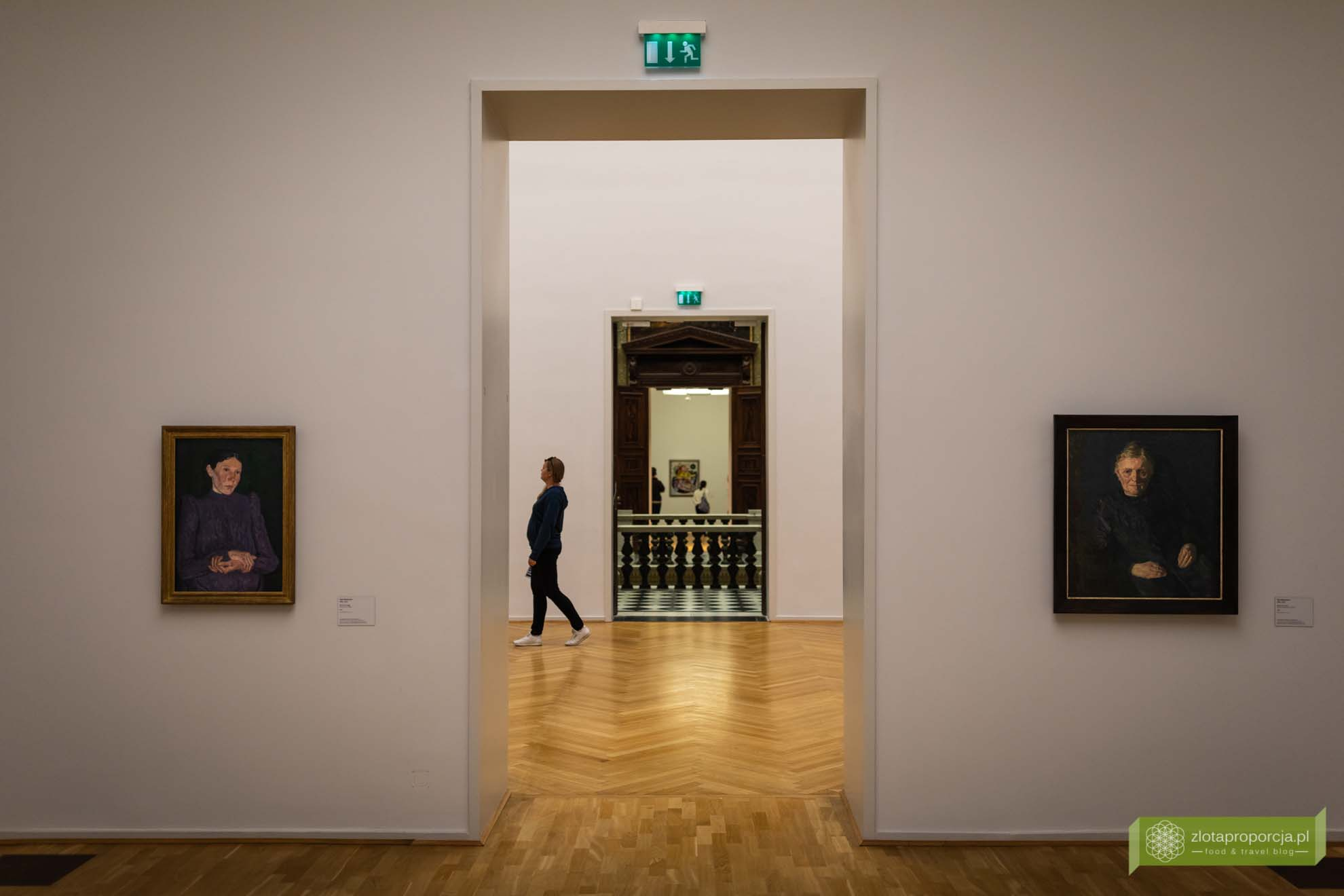Hamburg, atrakcje Hamburga, Niemcy; Kunsthalle Hamburg, muzea w Hamburgu;