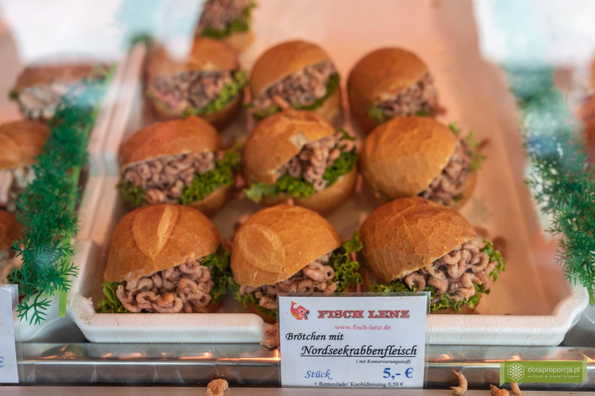 kuchnia Hamburga; kuchnia niemiecka; co zjeść w Hamburgu; potrawy Hamburga; targ rybny w Hamburgu; Fischmarkt Hamburg; atrakcje Hamburga;