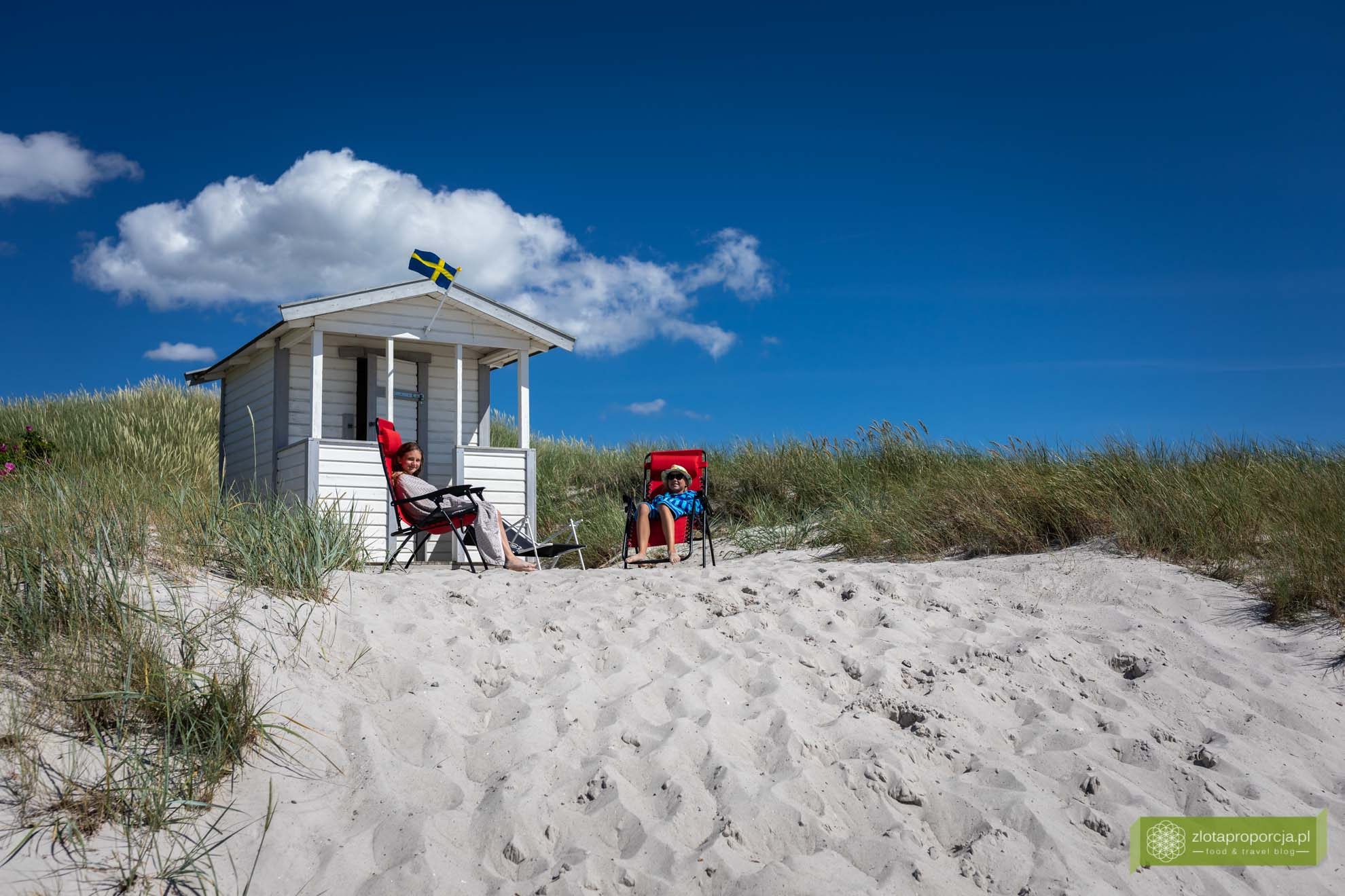 atrakcje Skanii; co zobaczyć w Skanii; Falsterbo; okolice Malmö; plaże Malmö; plaże Skanii; plaże Szwecji; Skania; Skanör; Półwysep Falsterbo; Falsterbo Szwecja;