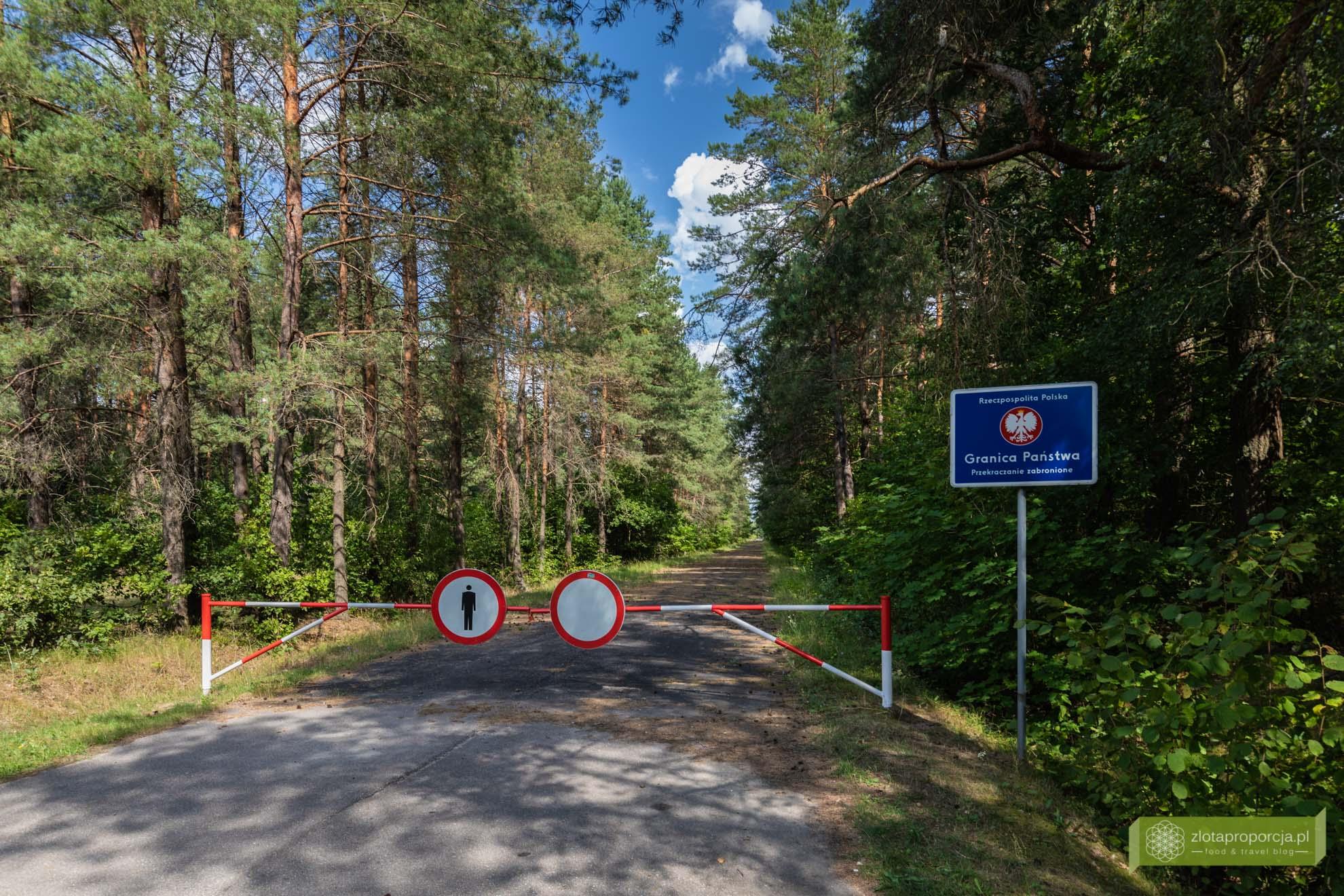 Podlasie Nadbużańskie; atrakcje Podlasia; Koterka; Tokary; granica z Białorusią;