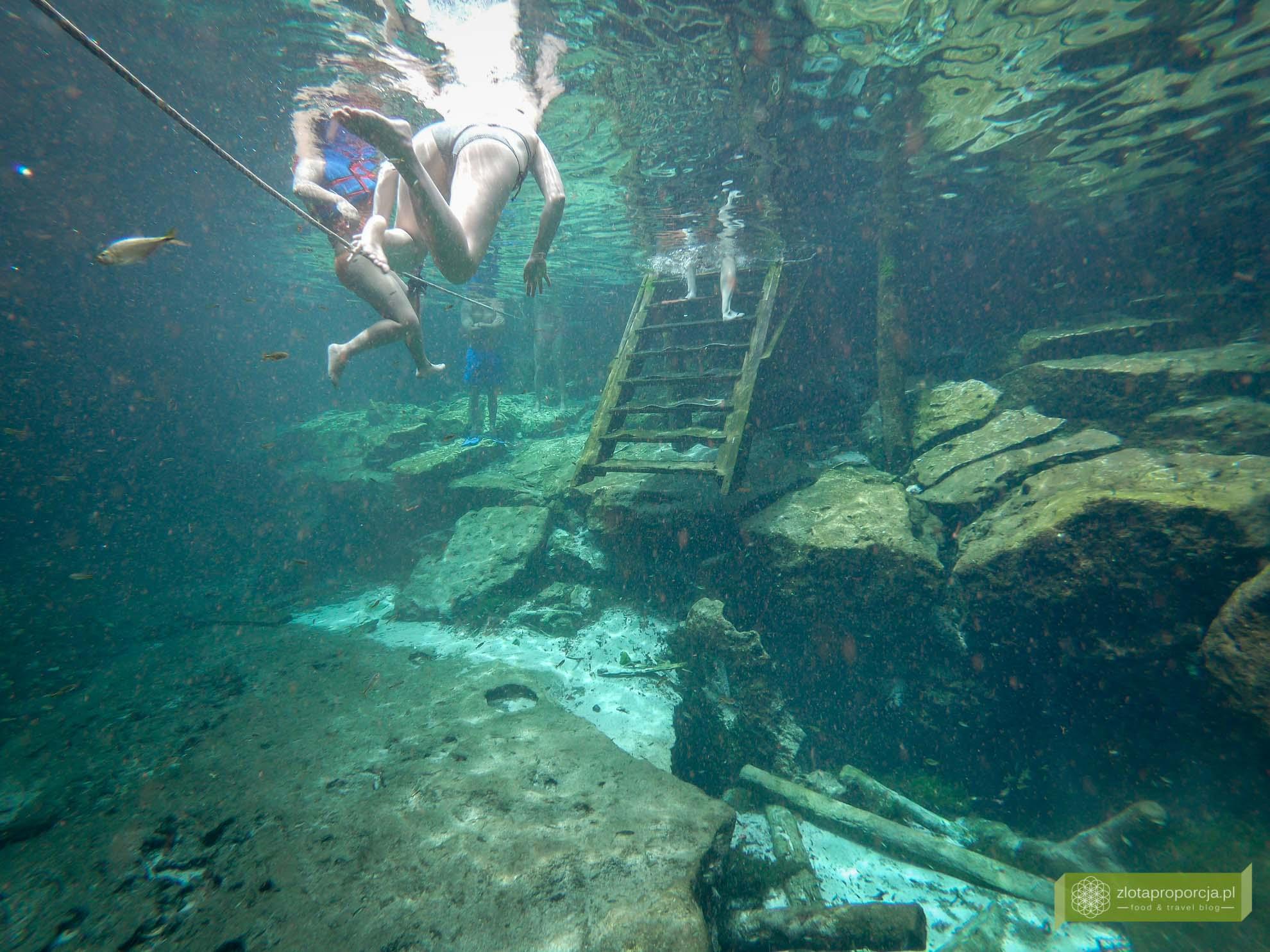 Jukatan; atrakcje Jukatan; cenoty; cenoty Meksyk; cenoty Jukatan; cenoty Tulum; okolice Tulum; plaża Xcacel; cenota Xcacel; rezerwat żółwi Tulum;
