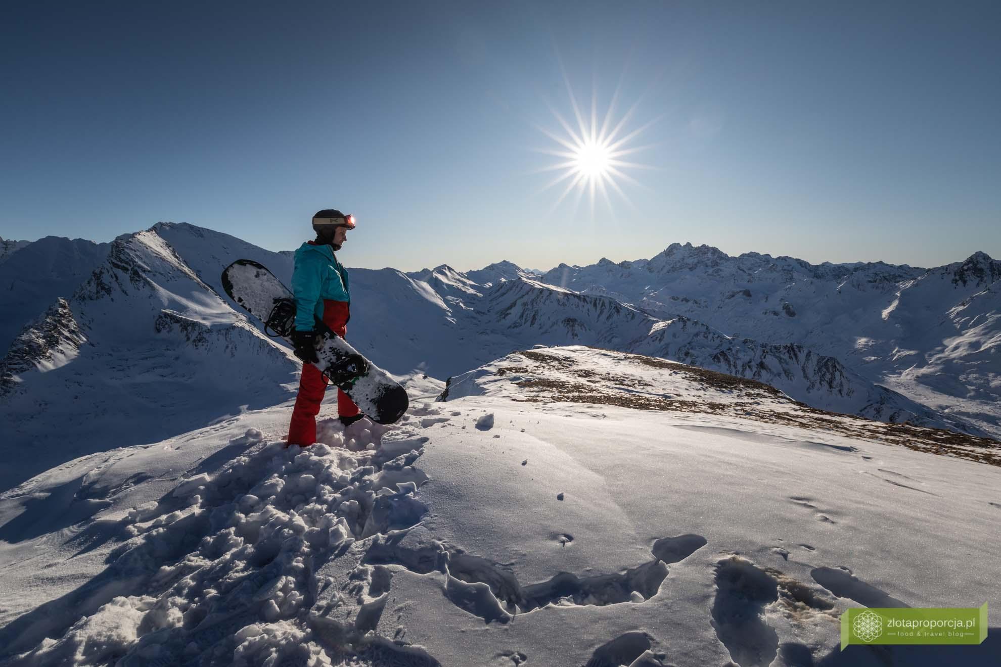 Ischgl; Tyrol; narty w Tyrolu; narty w Austrii; Ischgl trasy; Silvretta Arena; Ischgl narty; Palinkopf;