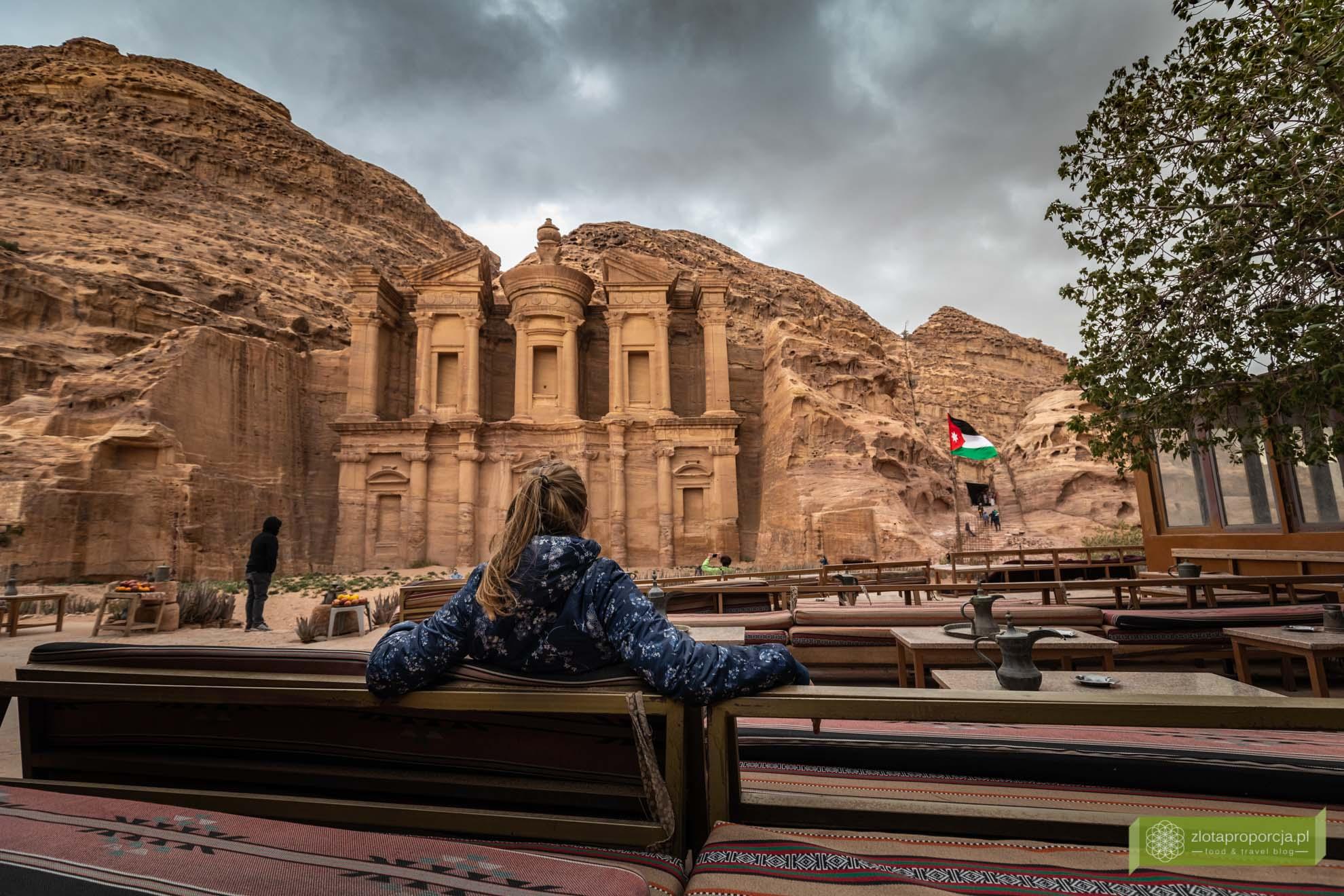 Petra; Jordania; atrakcje Petry; miasto wykute w skale; Petra Jordania; Petra cud świata; miasto Nabatejczyków; Klasztor Petra; Ad Dajr;