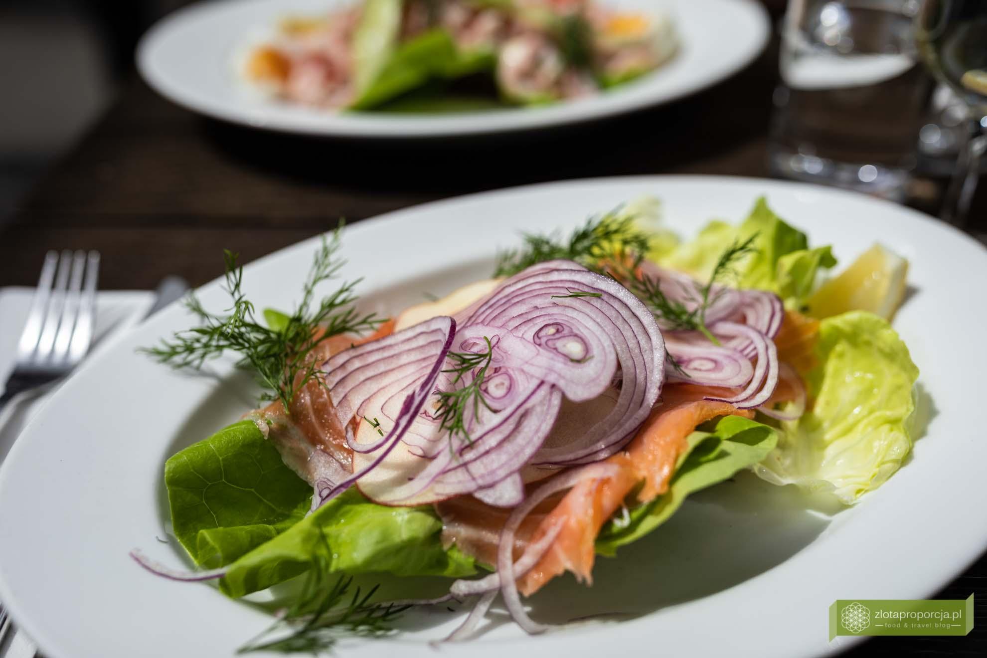 Skania, kuchnia Skanii; co zjeść w Skanii; kuchnia szwedzka; szwedzkie potrawy; Lunds saluhall; szwedzka kanapka z łososiem