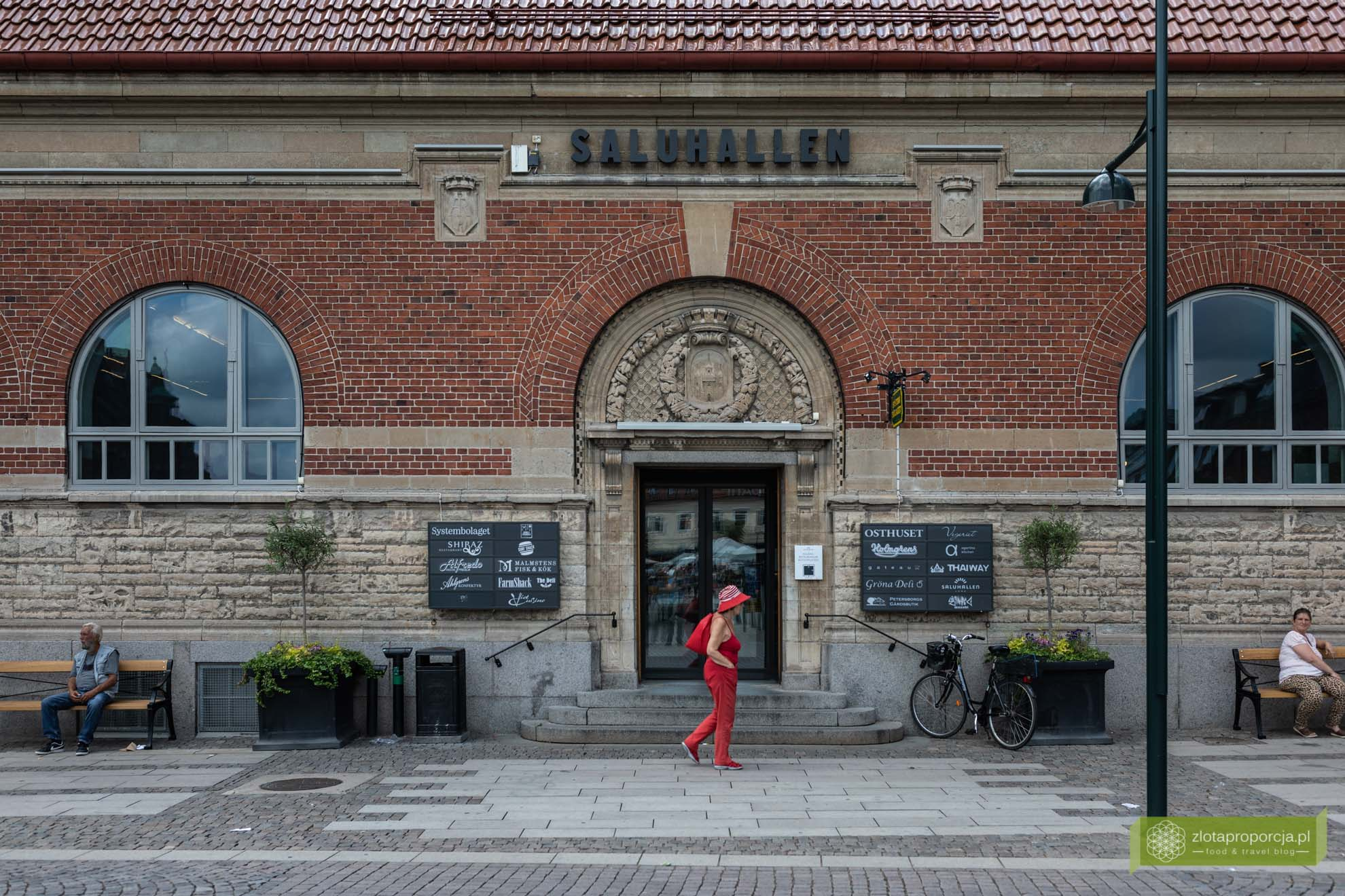 Skania, Lund, Lunds saluhall;