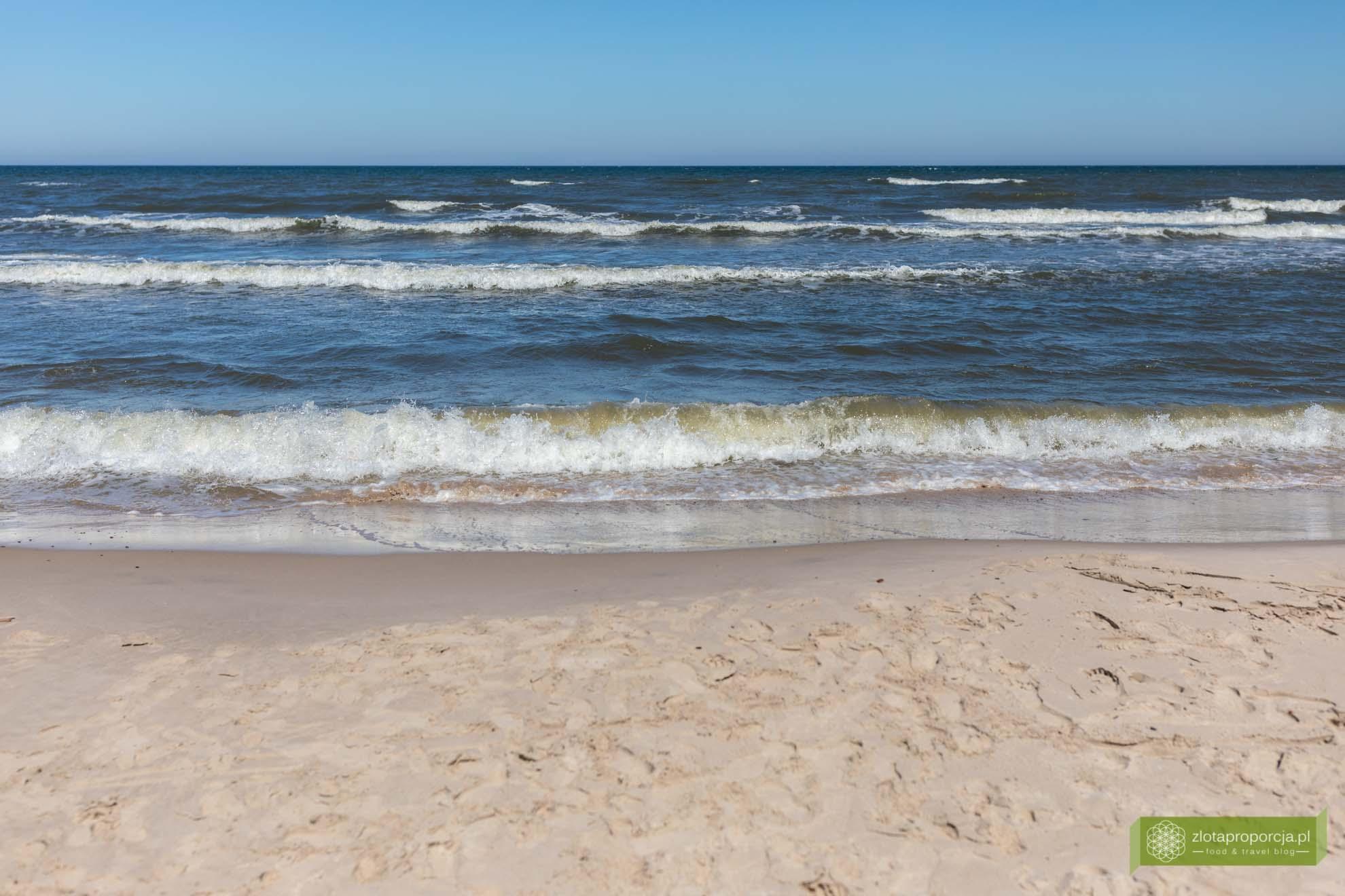 Słowiński Park Narodowy; Morze Bałtyckie, Smołdziński Las; Słowiński Park Narodowy atrakcje; Czołpino; plaża Czołpino;