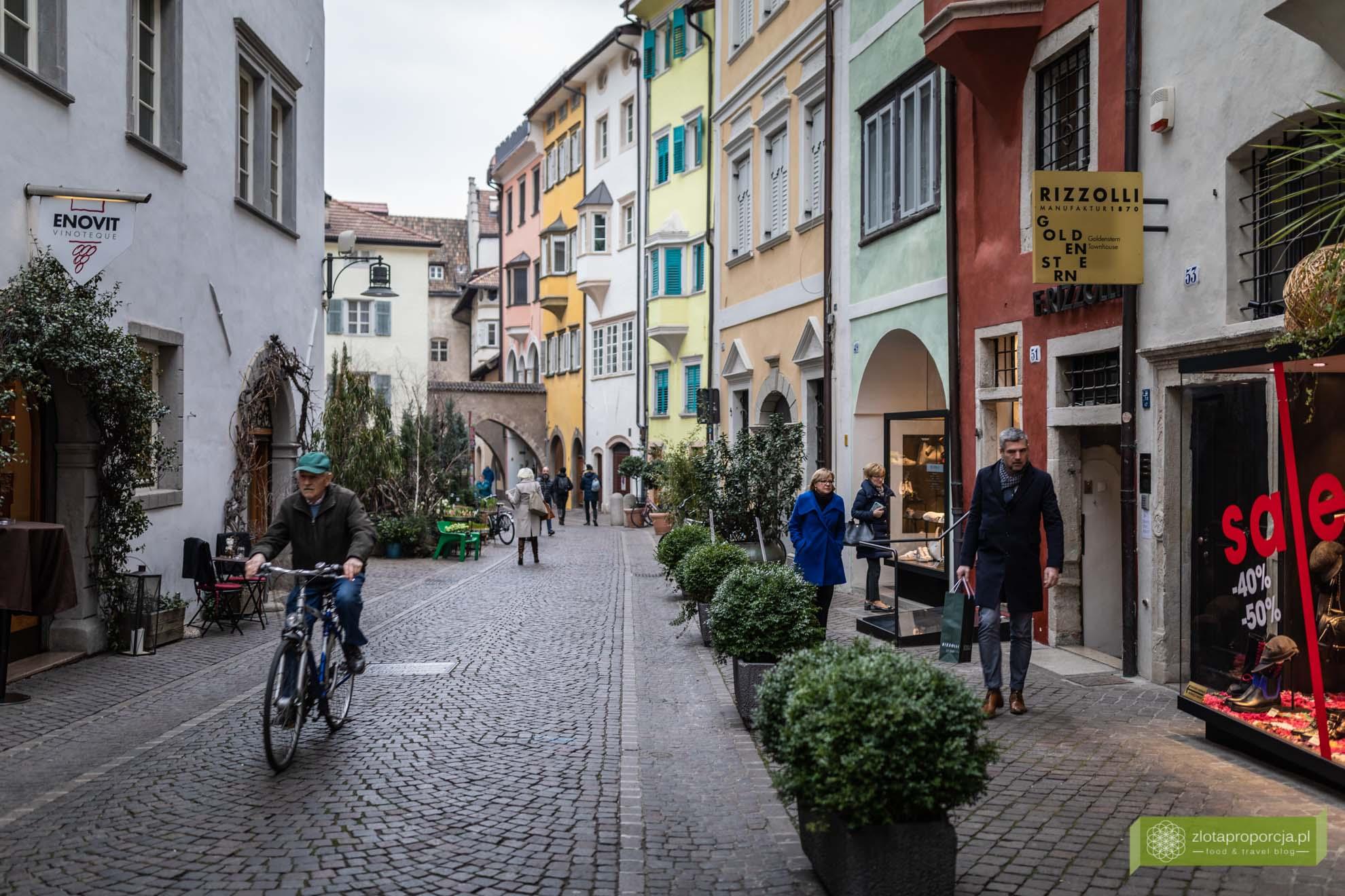 Bolzano; Południowy Tyrol; stolica Południowego Tyrolu; atrakcje Południowego Tyrolu; Bolzano atrakcje; Bolzano Włochy;