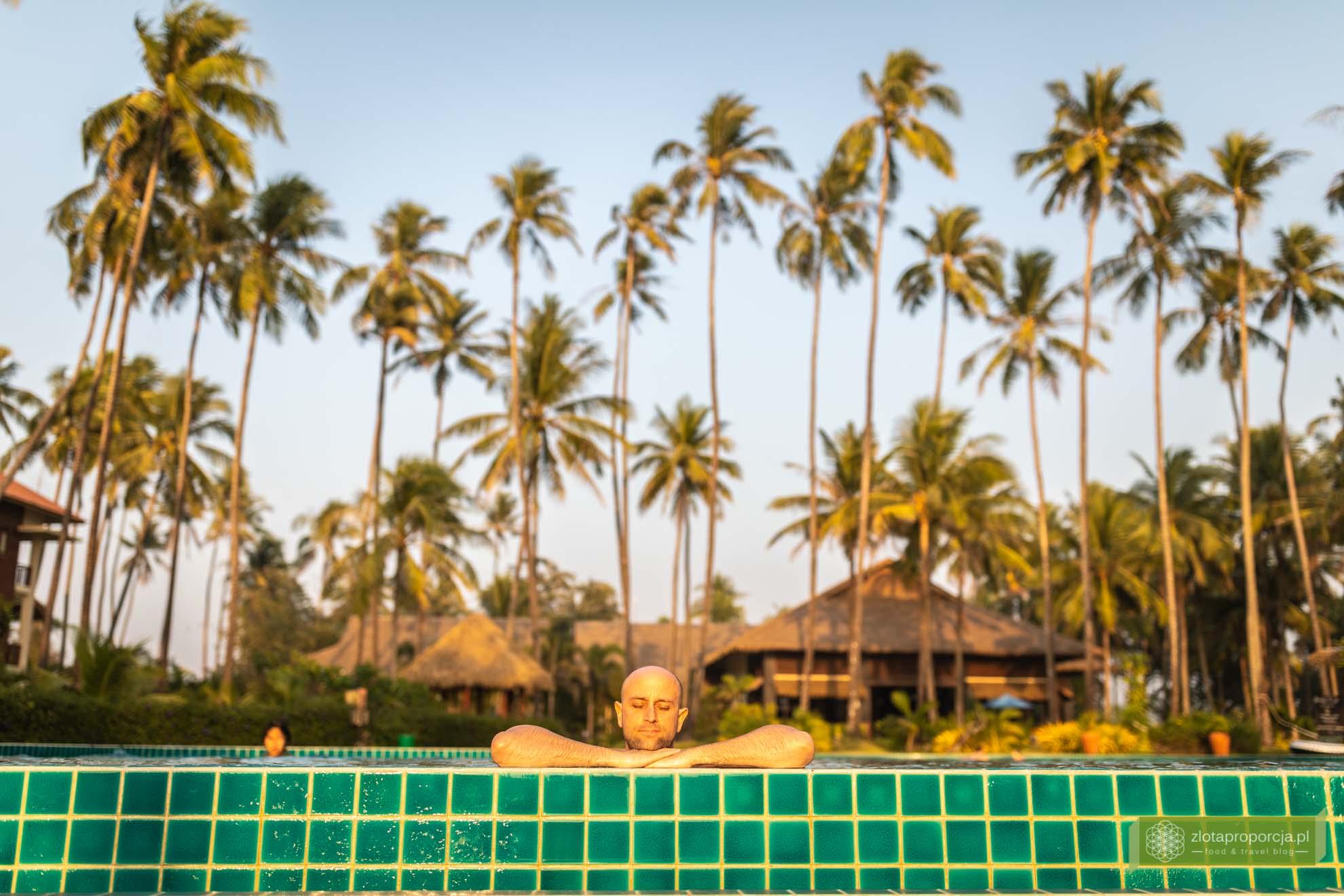 Birma; Mjanma; Myanmar; atrakcje Birmy; Birma podróże; Ngwe Saung Beach; plaża Birma
