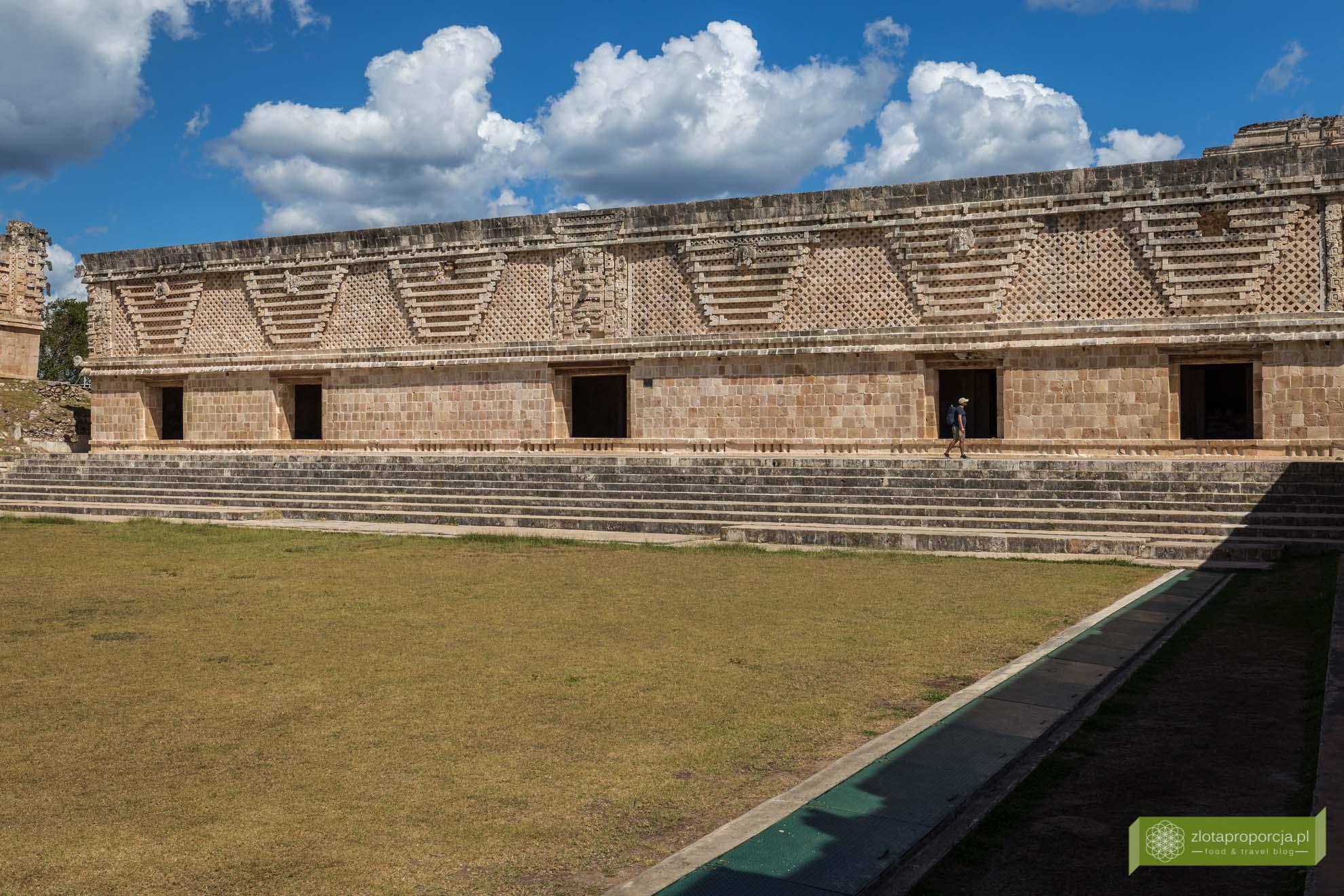 Uxmal; strefa archeologiczna Uxmal; Miasto Majów Uxmal; Uxmal zwiedzanie; Jukatan; Meksyk; Miasto Majów; Puuc; Ruta Puuc;