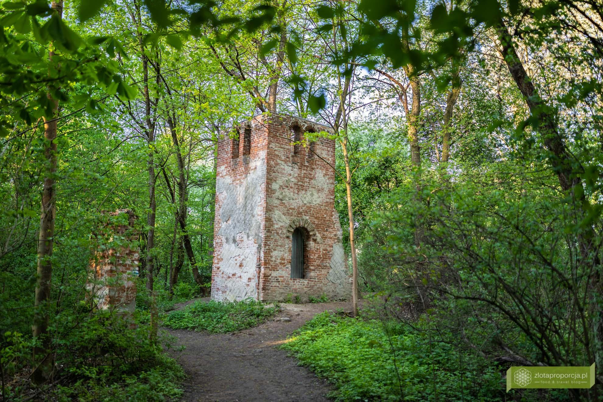 Morysin; Rezerwat Przyrody Morysin; Wilanów; atrakcje Wilanowa; Warszawa; Domek Stróża Morysin;