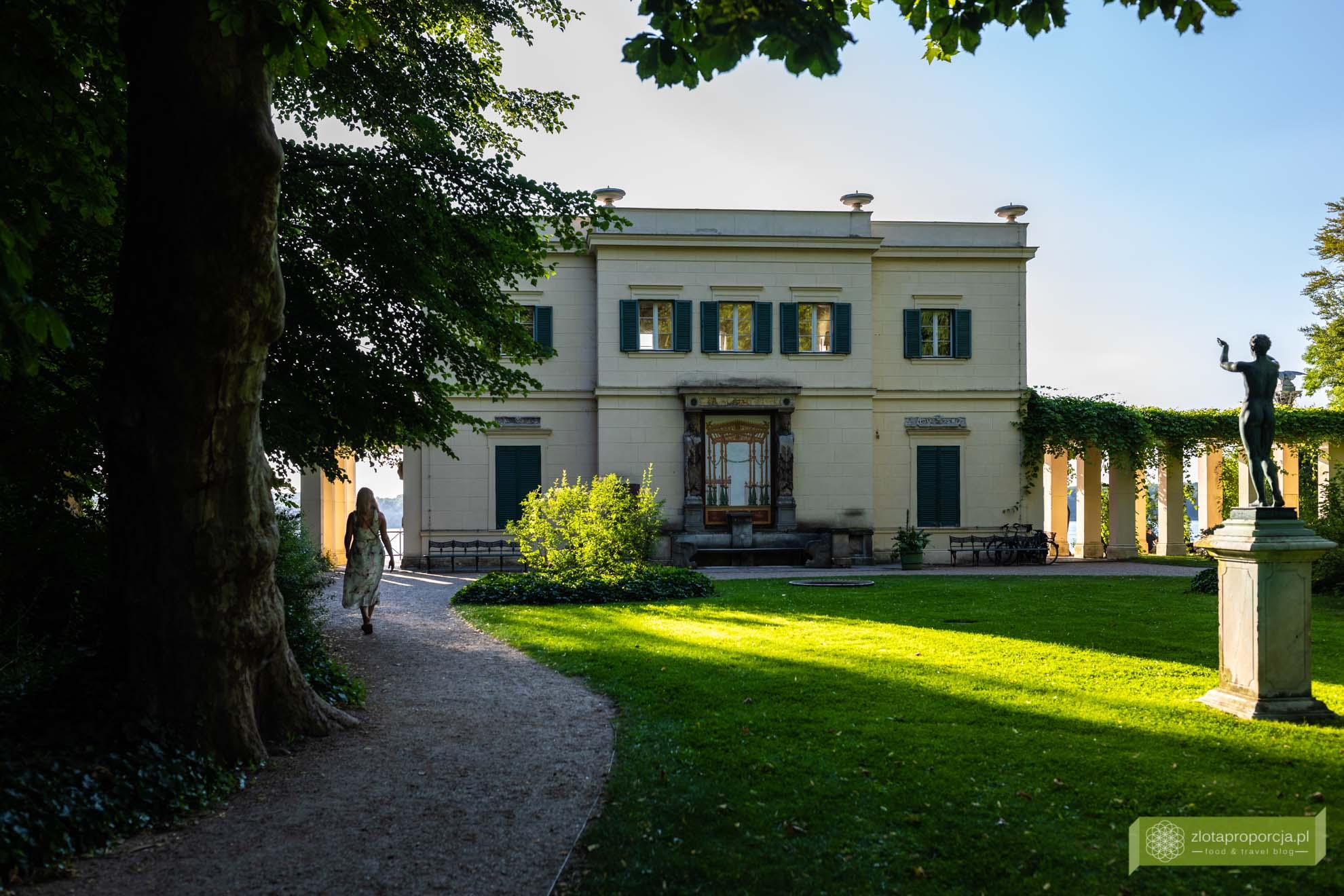 Berlin; Steglitz-Zehlendorf; atrakcje Berlina; Unesco; Berlin Unesco; Park Glienicke; Glienicke; Kasyno Glienicke;