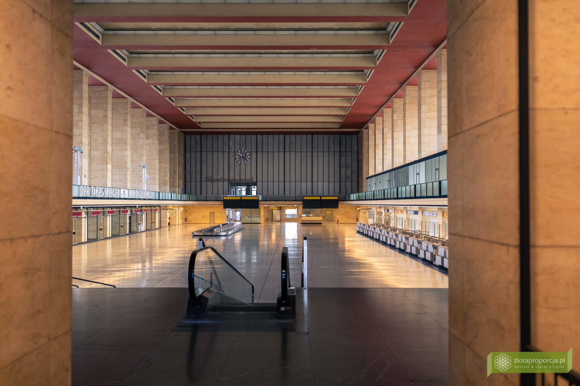Berlin; Tempelhof-Schöneberg; nietypowe atrakcje Berlina; lotnisko Tempelhof; Tempelhof Flughafen;